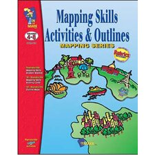 Mapping Skills Activities and Outlines Book