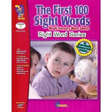 First 100 Sight Words Book