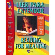 Leer Para Entender Reading for Meaning Book