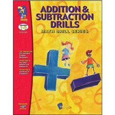 Addition and Subtraction Drills Book