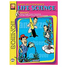 Life Science Biology Book