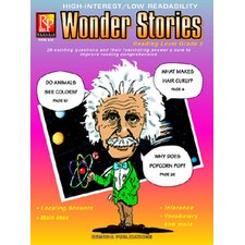 Wonder Stories 3rd Grade Reading Book