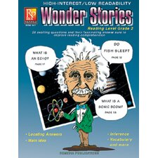 Wonder Stories 2nd Grade Reading Book