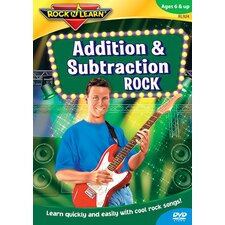 Addition Subtraction Rock CD