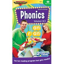 Phonics Double Book Program CD