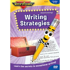 Writing Strategies DVD CD