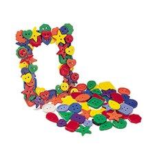 Craft Buttons-1/2lb (Set of 2)
