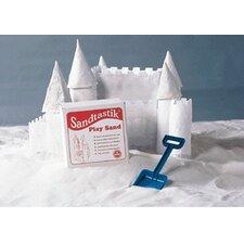 Sandtastik White Play Sand 25lb Box
