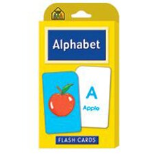 Alphabet Flash Cards (Set of 3)