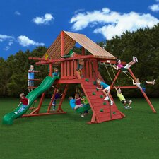 Sun Climber II Swing Set