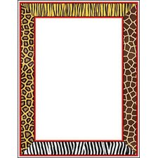 Safari Design Paper (Set of 2)
