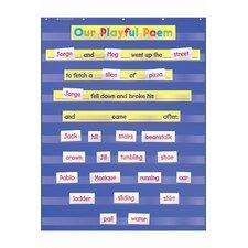 Standard Pocket Grade K-5 Chart