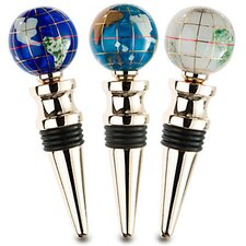 Gemstone Globe (Set of 3)