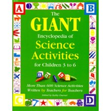 The Giant Encyclopedia Science Book