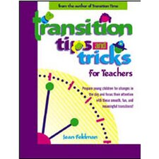 Transition Tips and Tricks Classroom Book