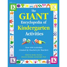 The Giant Encyclopedia of Kindergraden Activities Book