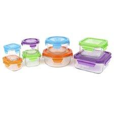 8 Piece Kitchen Storage Container Set