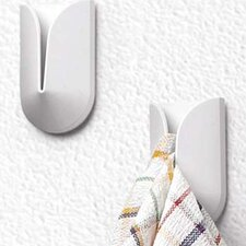 Wall Mounted V-Towel Holder (Set of 2)
