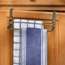 Ashley Over the Cabinet Door Double Towel Bar