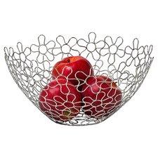 Flowers Fruit Basket