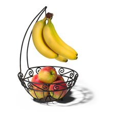 Scroll Small Fruit Bowl