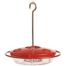 Hummzinger Mini Feeder in Red
