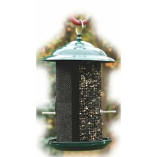 Metal Mesh Tube Bird Feeder
