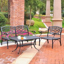 Sedona 2 Piece Lounge Seating Group