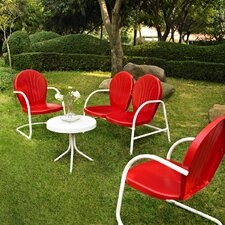 Griffith 4 Piece Seating Group
