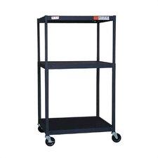 TV Cart Multi-Function Adjustable AV Cart
