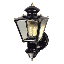 Charleston Coach 1 Light Wall Lantern