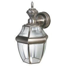 Motion Activated 6 Sided Carriage Light