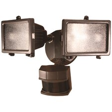 300 Watt Motion Activated Twin Security Light