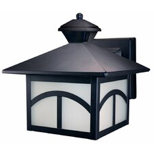 Bungalow 1 Light Wall Lantern