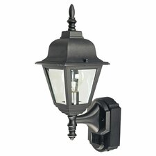 Country Cottage Motion Activated Decorative Lantern
