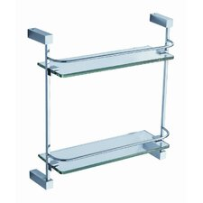 "Ottimo 15.75"" x 15"" Bathroom Shelf"