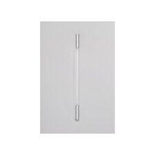 M Series 1 Vertical Vanity Light with Metal Shade for MT Cabinets
