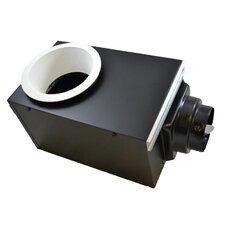 Fan-in-a-Can 80 CFM Energy Star Bathroom Fan with Light