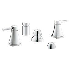 Grandera Double Handle Horizontal Bidet Faucet