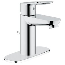 BauLoop Single Handle Centerset Bathroom Faucet