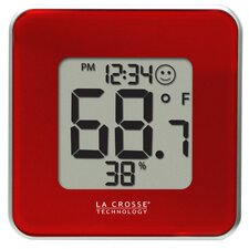 Indoor Temperature and Humidity Station Thermometer