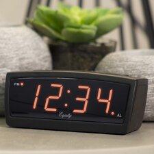 Equity Travel Alarm Clock
