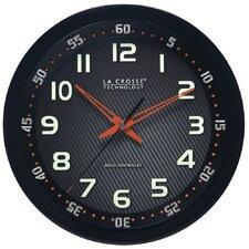 "La Crosse Technology 10"" Chapter Ring Analog Wall Clock"