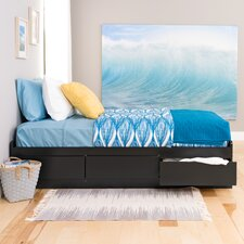 Sonoma Storage Platform Customizable Bedroom Set
