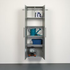 "HangUps 72""H x 24""W x 12""D Large Storage Cabinet"