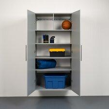 "HangUps 72""H x 36""W x 20""D Large Storage Cabinet"