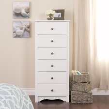 Monterey 6 Drawer Lingerie Chest