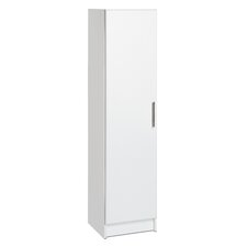 "Elite Storage 65"" H x 16"" W x 16"" D Broom Cabinet"