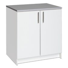 Elite Storage Garage/Laundry Room Floor Cabinet