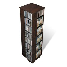Large 4-sided Multimedia Revolving Tower
